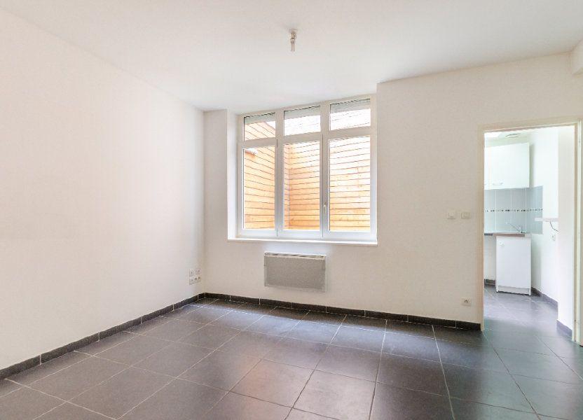 Appartement à vendre 24.71m2 à Lille
