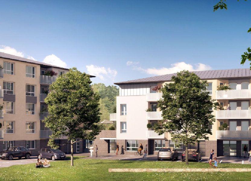 Appartement à vendre 71.6m2 à Ronchin