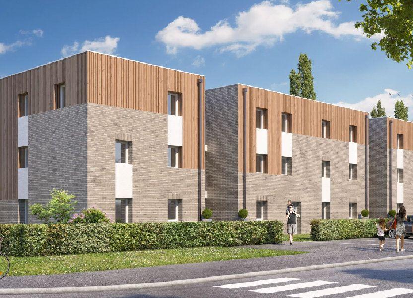Appartement à vendre 49m2 à Valenciennes