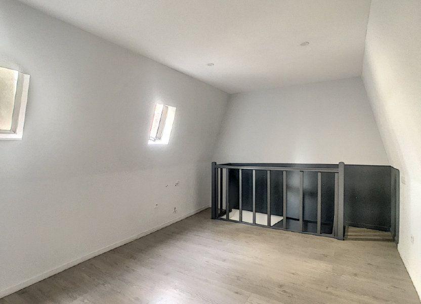 Appartement à louer 41.46m2 à Lille