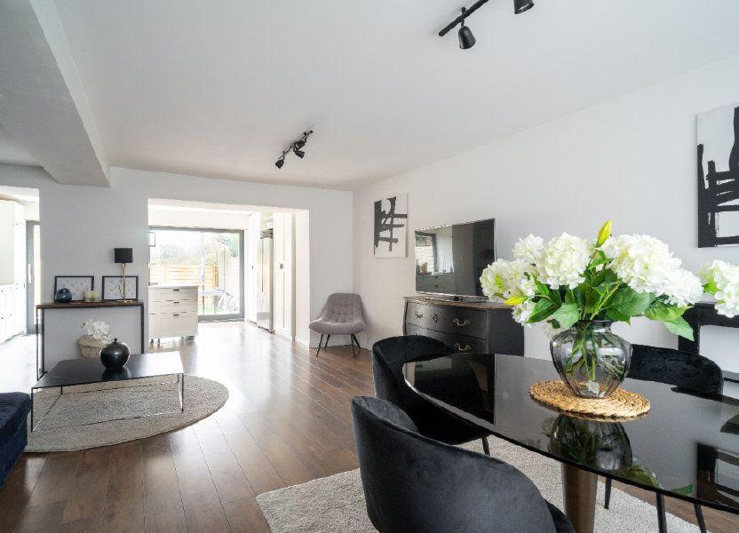 Maison à vendre 105m2 à Lille