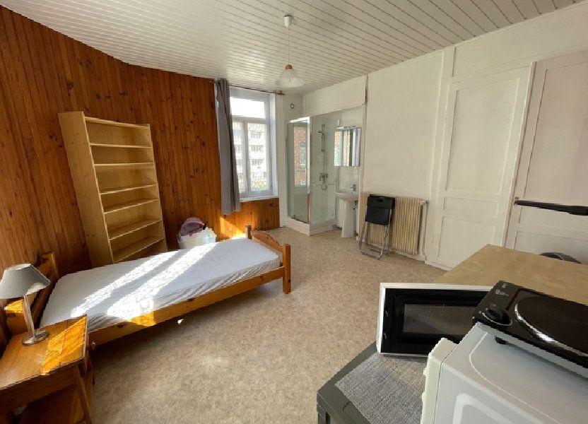 Appartement à louer 16m2 à Lille