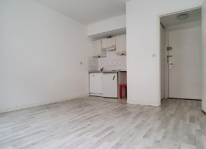 Appartement à louer 31m2 à Lille