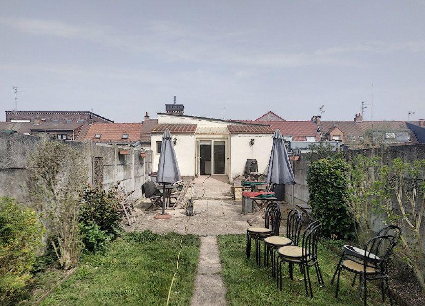 Maison à vendre 210m2 à Tourcoing