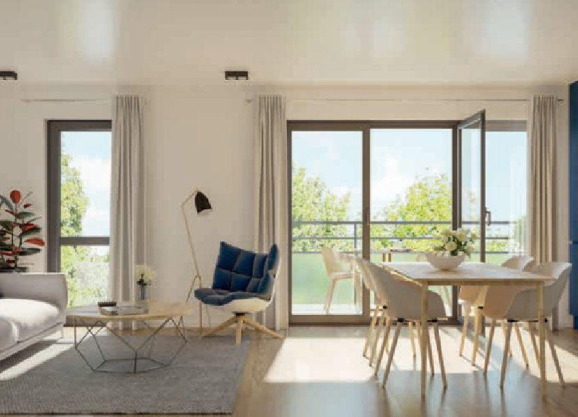 Appartement à vendre 92.9m2 à Lille