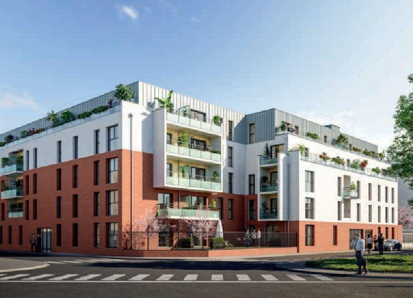 Appartement à vendre 51.5m2 à Lille