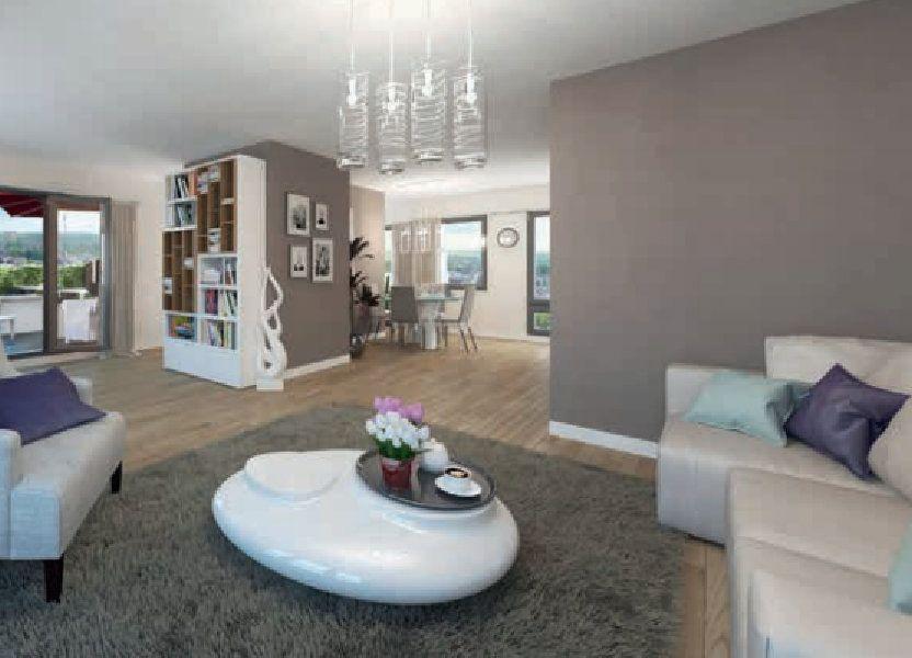 Appartement à vendre 130.3m2 à Marcq-en-Baroeul