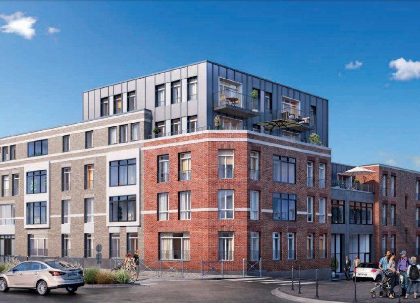 Appartement à vendre 60.83m2 à Roubaix