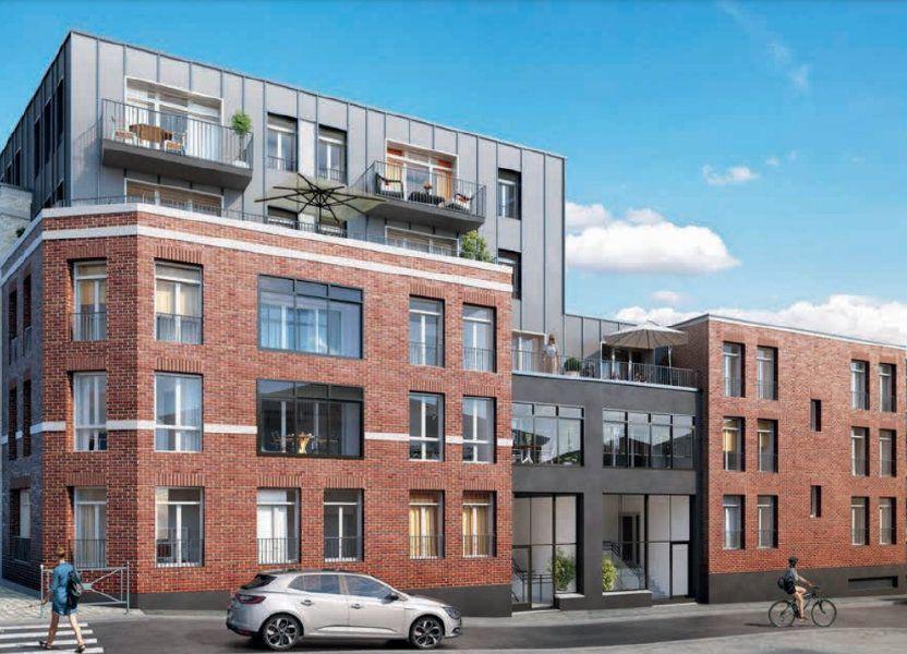 Appartement à vendre 49.01m2 à Roubaix