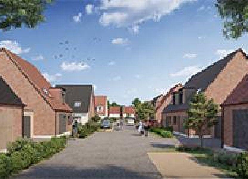 Maison à vendre 69.18m2 à Sainghin-en-Weppes