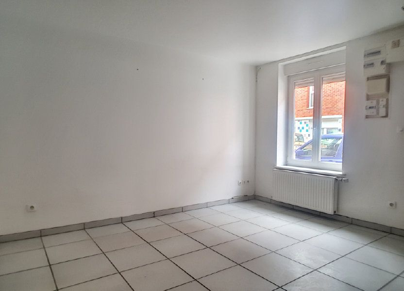 Maison à louer 40.9m2 à Lille