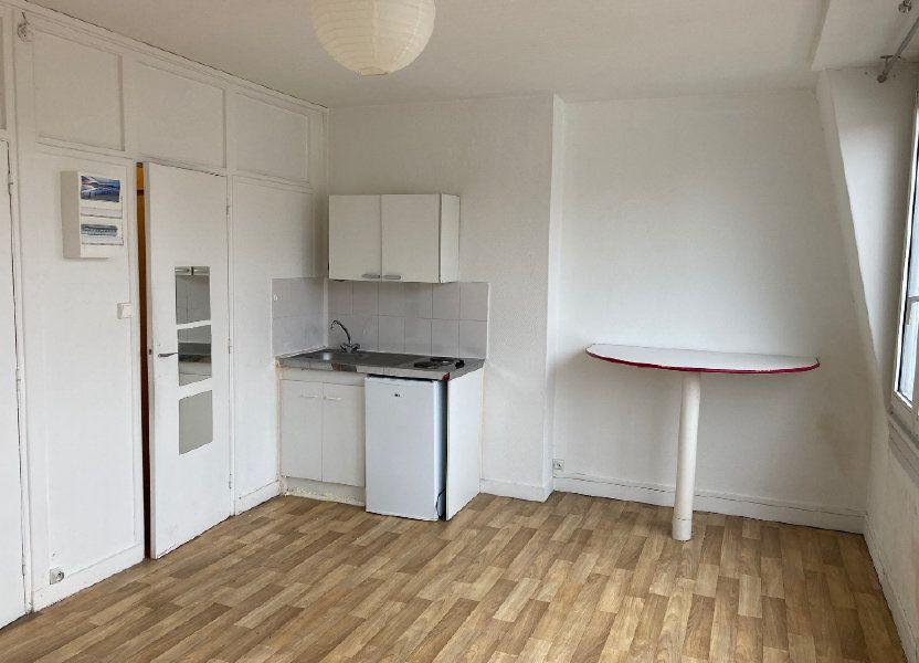 Appartement à louer 22.2m2 à Lille