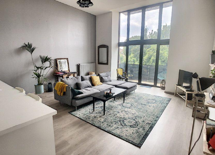 Appartement à vendre 80.5m2 à Lille