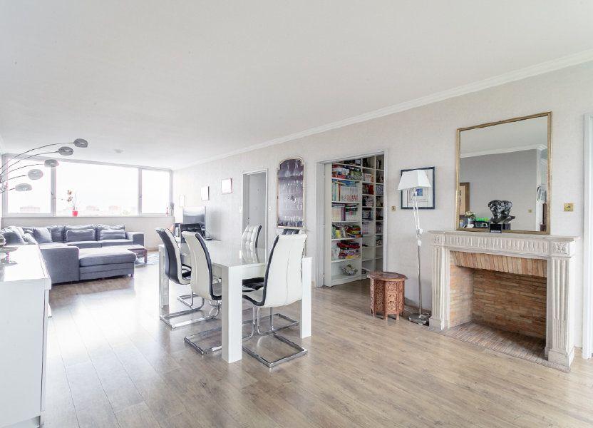 Appartement à vendre 127.03m2 à Roubaix