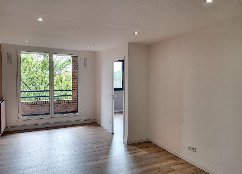 Appartement à vendre 50m2 à Villeneuve-d'Ascq
