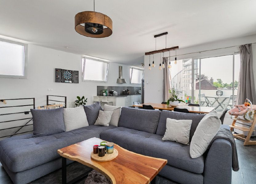 Appartement à vendre 100.2m2 à Tourcoing