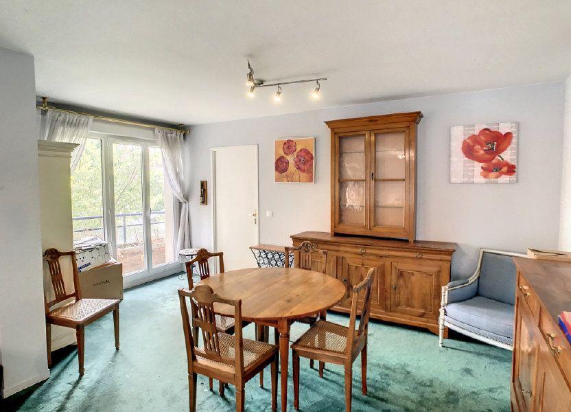 Appartement à vendre 114.86m2 à Lille