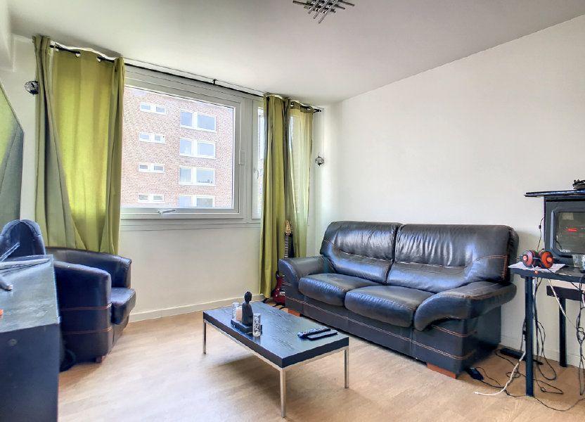 Appartement à vendre 42m2 à Lille