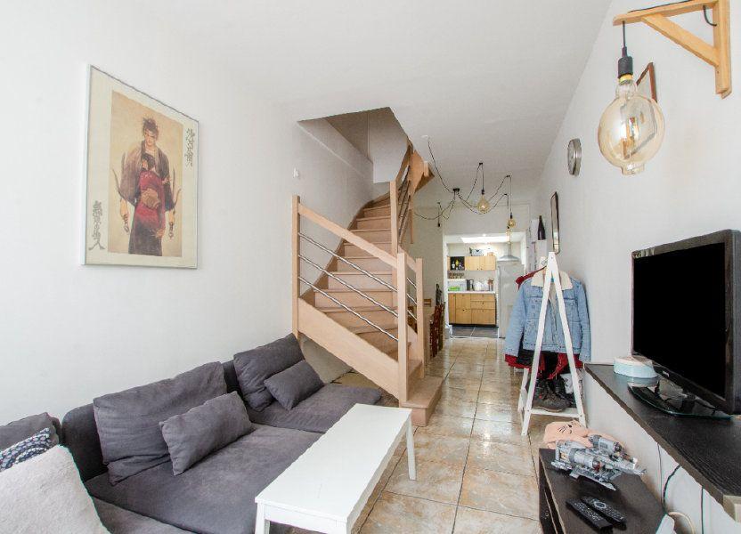 Maison à louer 61.65m2 à Lille