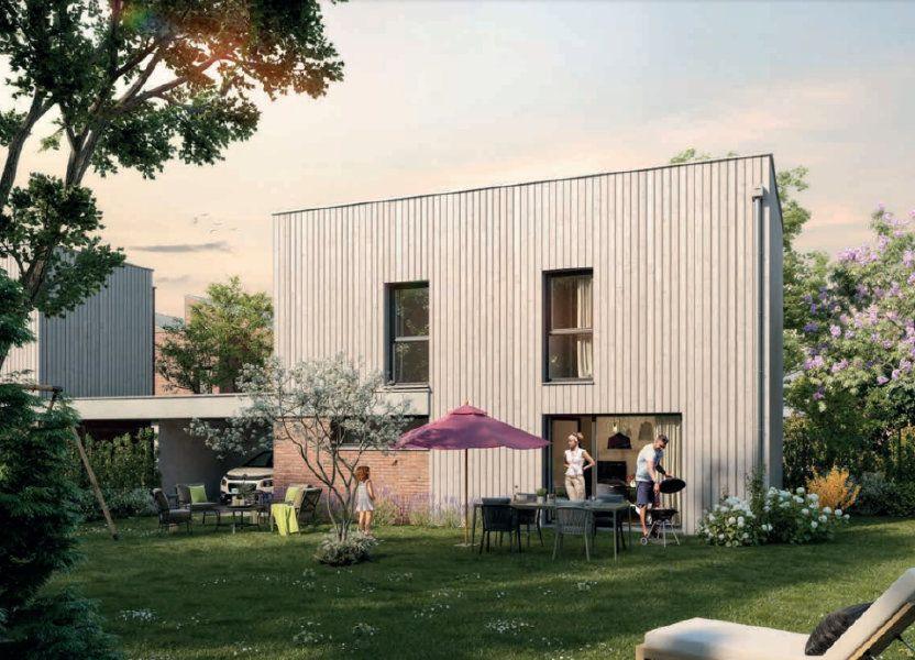 Maison à vendre 82.35m2 à Tourcoing