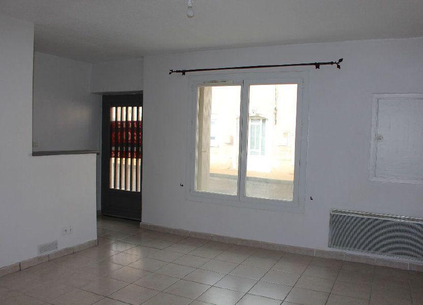 Maison à louer 44.46m2 à Générac