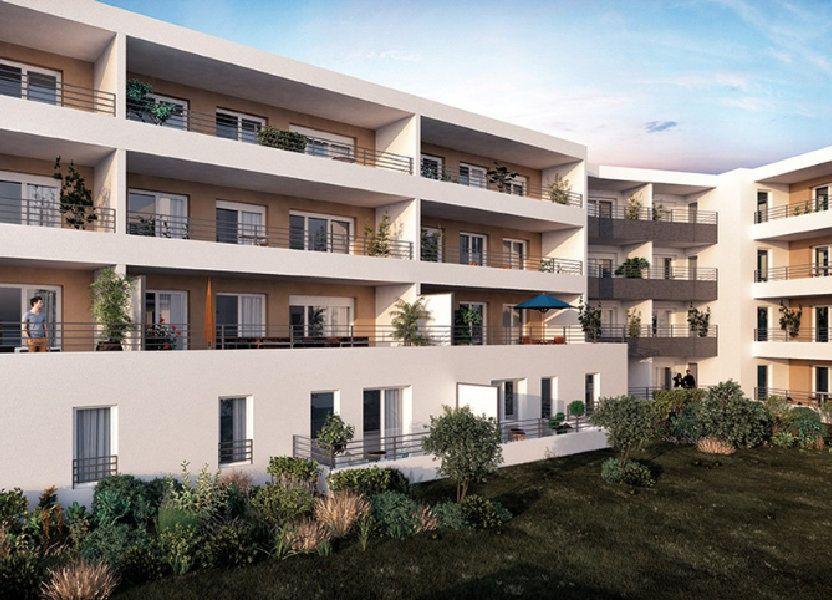 Appartement à vendre 40.1m2 à Nîmes