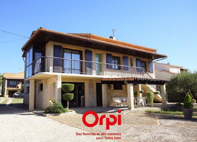 Maison à vendre 112m2 à Saint-Christol-lès-Alès