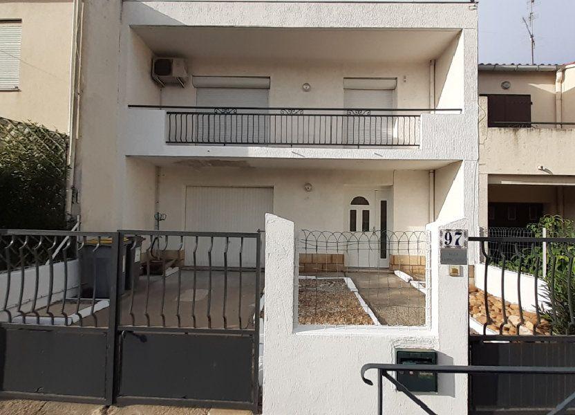 Maison à louer 108.16m2 à Lunel