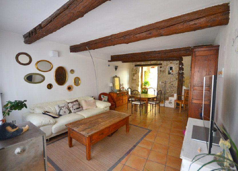 Maison à vendre 98m2 à Saint-Nazaire-de-Pézan