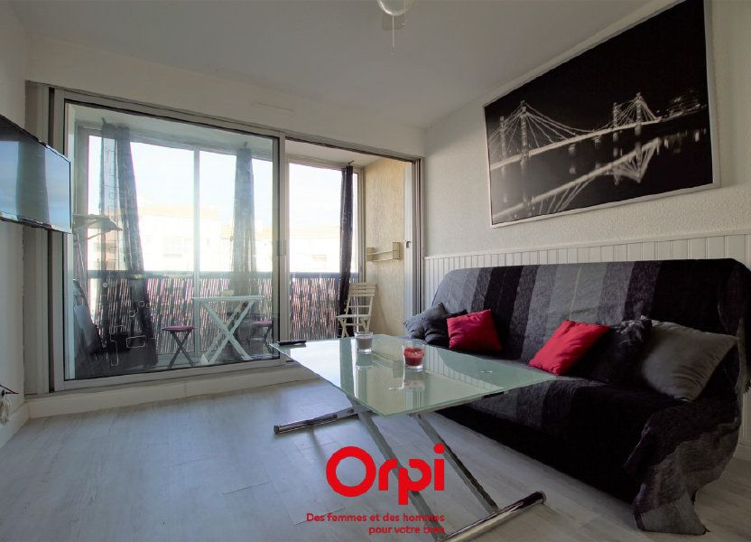 Appartement à vendre 18m2 à Le Grau-du-Roi