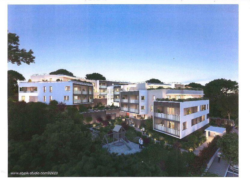 Appartement à vendre 44.08m2 à Saint-Aunès