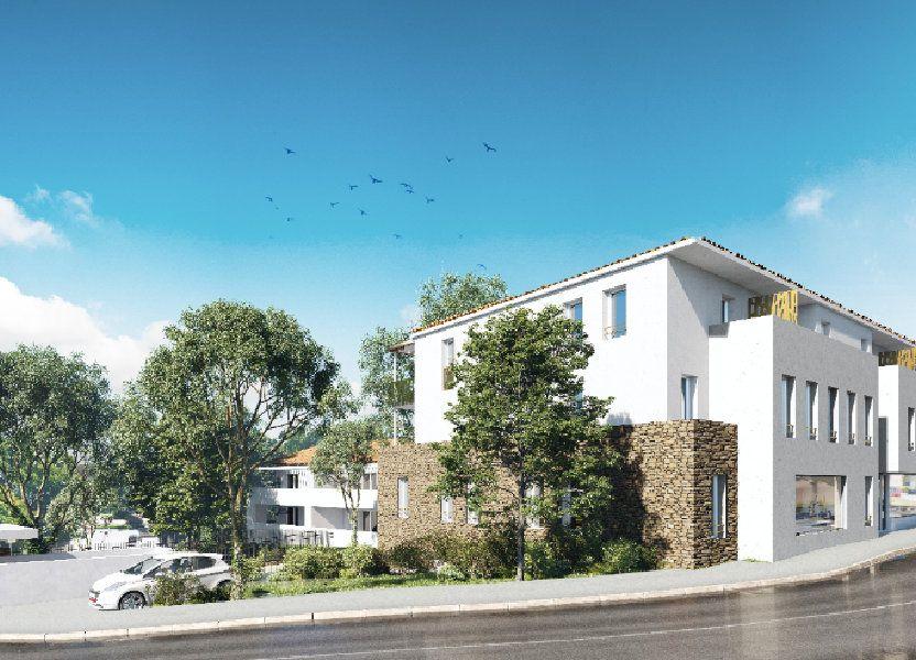 Appartement à vendre 42.49m2 à Saint-Aunès