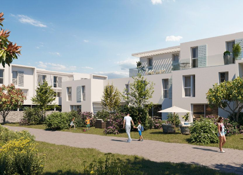 Maison à vendre 72.3m2 à Marsillargues