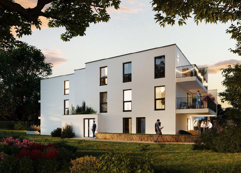 Appartement à vendre 61.65m2 à Montpellier