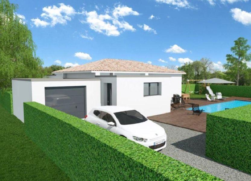 Maison à vendre 94m2 à Garons