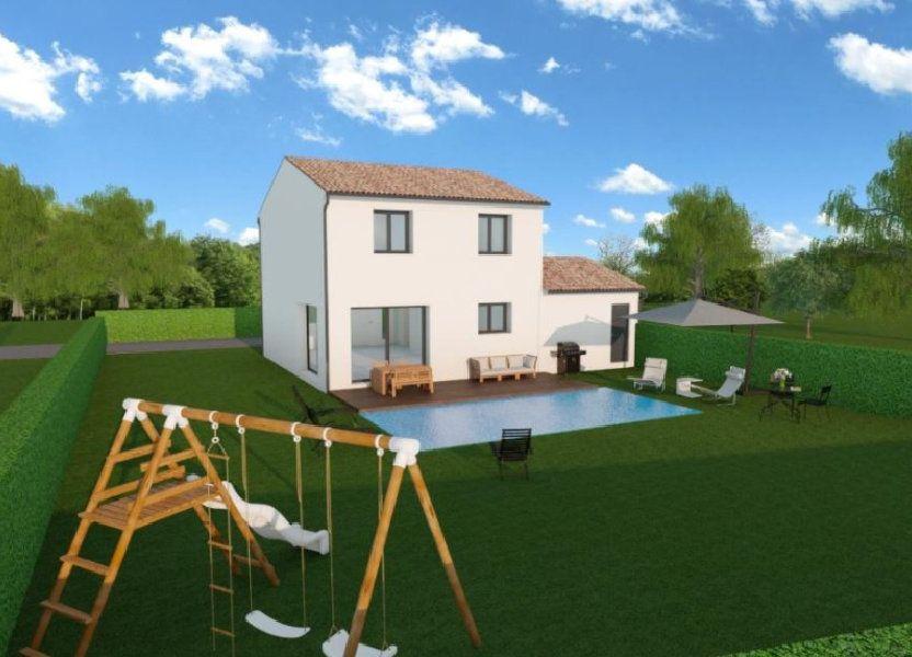 Maison à vendre 90m2 à Sauzet