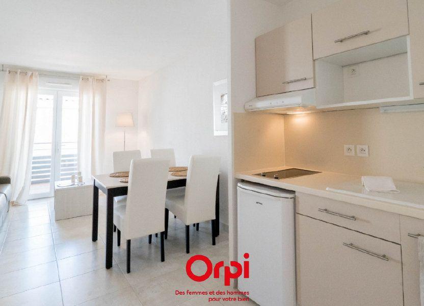 Appartement à vendre 43.71m2 à Marsillargues