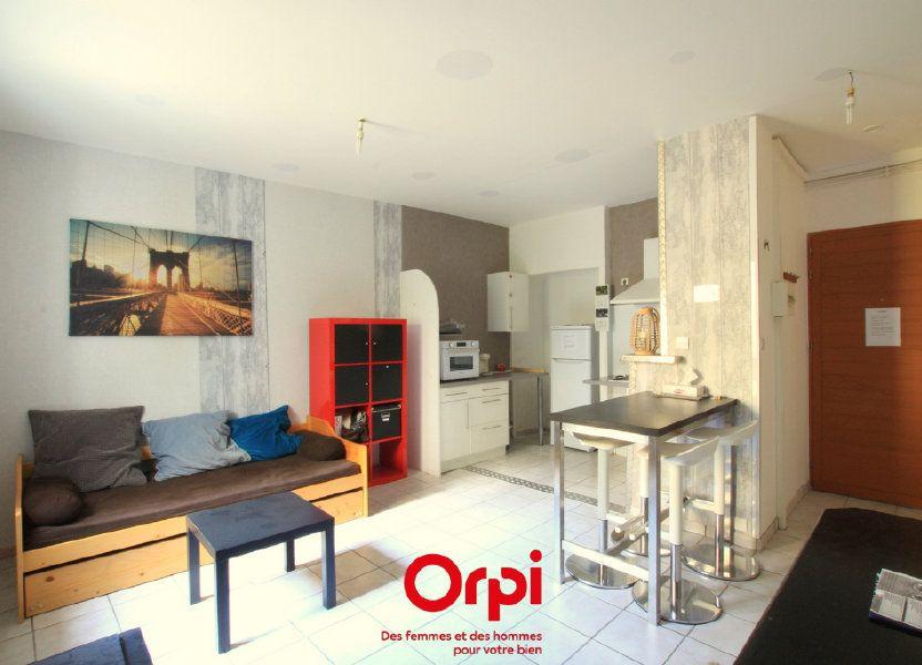 Appartement à vendre 36.3m2 à Lunel