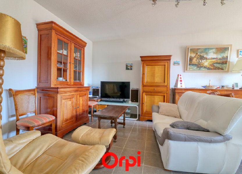 Appartement à vendre 62m2 à Nîmes