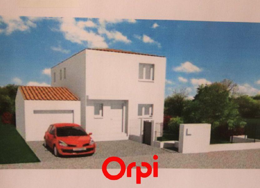 Maison à vendre 94m2 à Aimargues