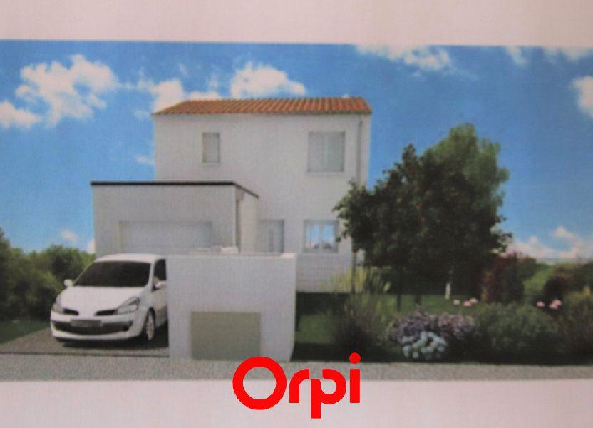 Maison à vendre 93m2 à Saint-André-de-Sangonis