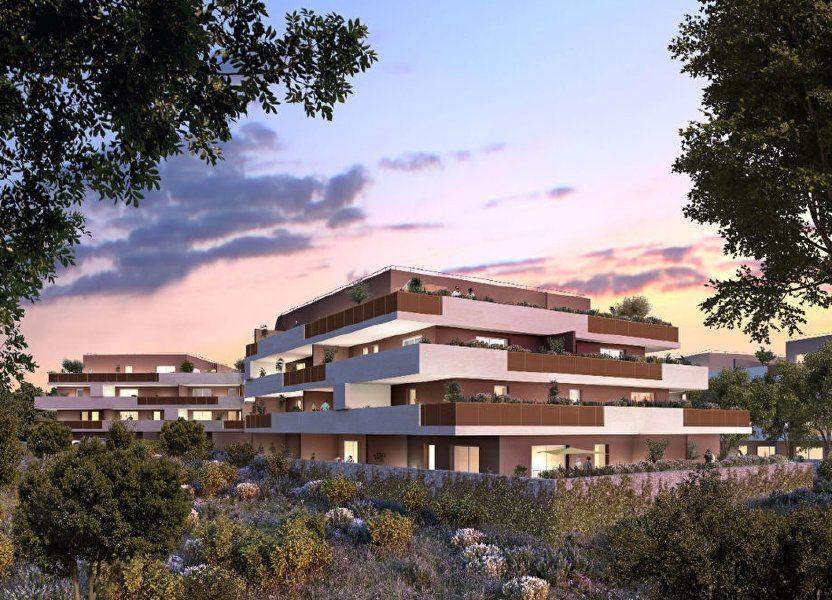 Appartement à vendre 62m2 à Castries