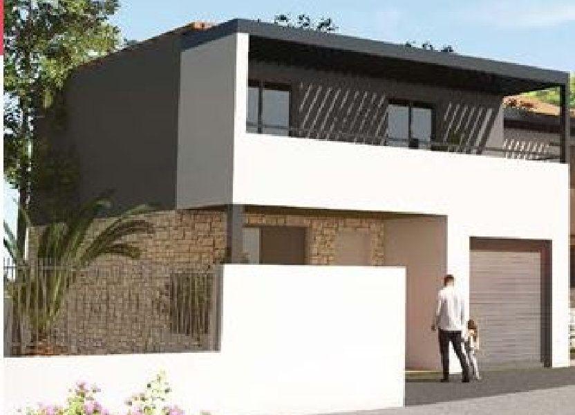 Maison à vendre 78m2 à Saint-Christol