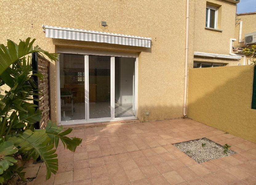 Appartement à louer 36.88m2 à Le Grau-du-Roi