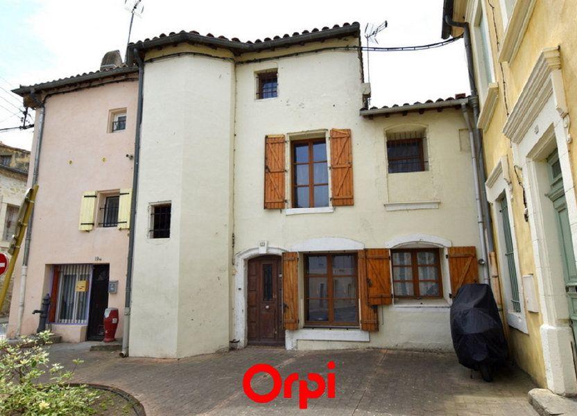 Maison à vendre 122m2 à Marsillargues