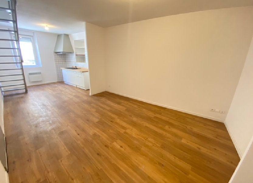Appartement à louer 57.63m2 à Lunel