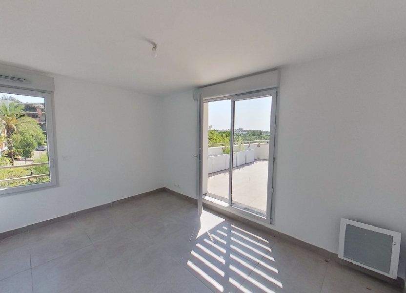 Appartement à vendre 57.44m2 à Montpellier