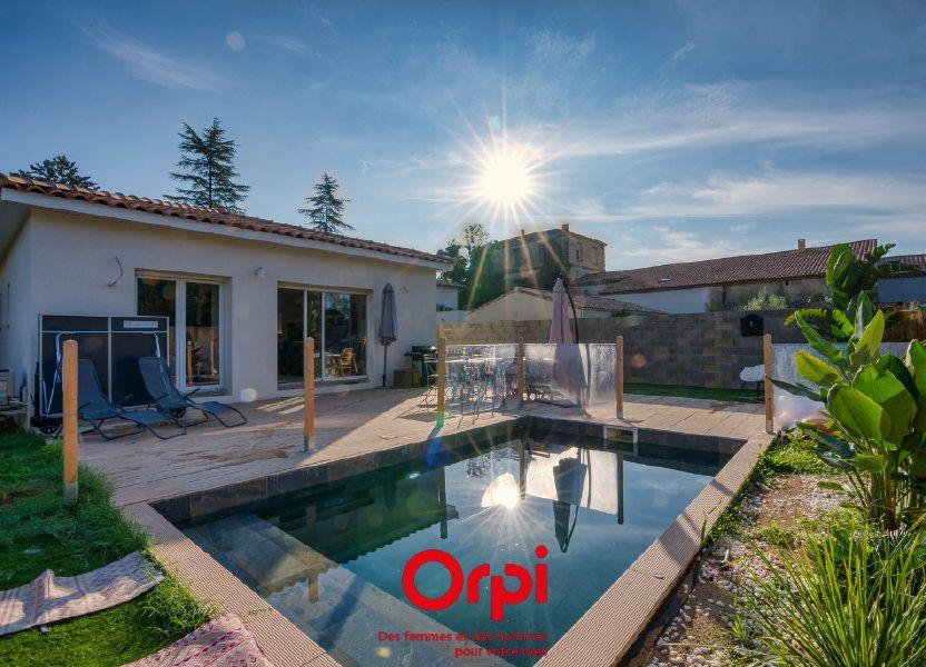 Maison à vendre 90.39m2 à Lunel