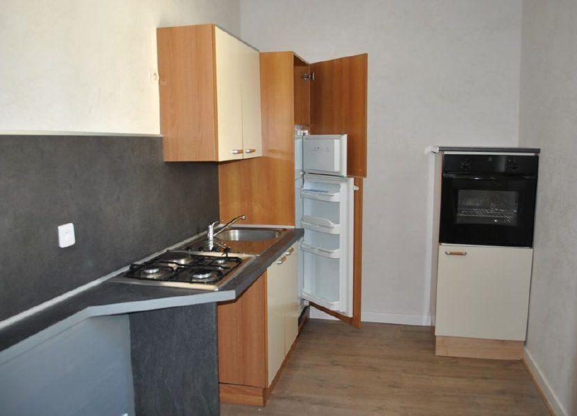 Appartement à louer 37.54m2 à Limoges