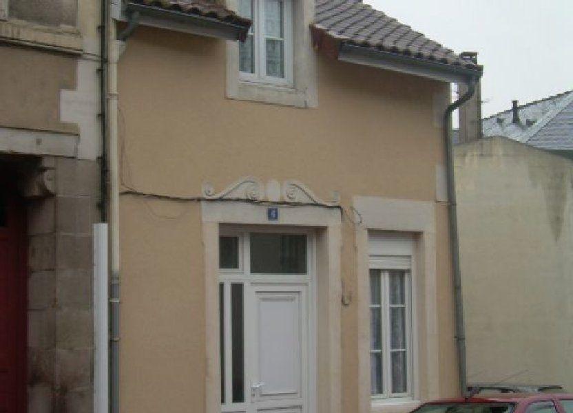 Appartement à louer 34.19m2 à Limoges